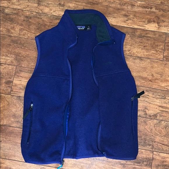 Patagonia Jackets Amp Coats Vintage Xs Vest Poshmark